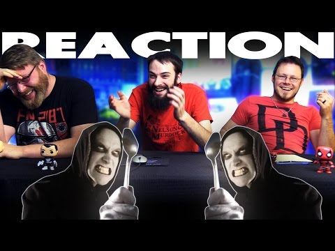 Thumbnail: The Horribly Slow Murderer with the Extremely Inefficient Weapon REACTION!!