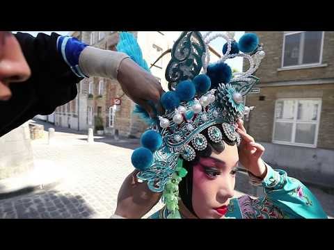 Love in Bruges, When Chinese Opera meets Europe