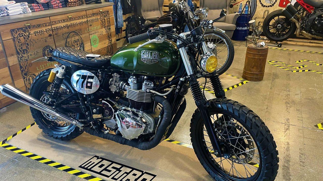 10 New Amazing Retro Classic Motorcycles For 2021