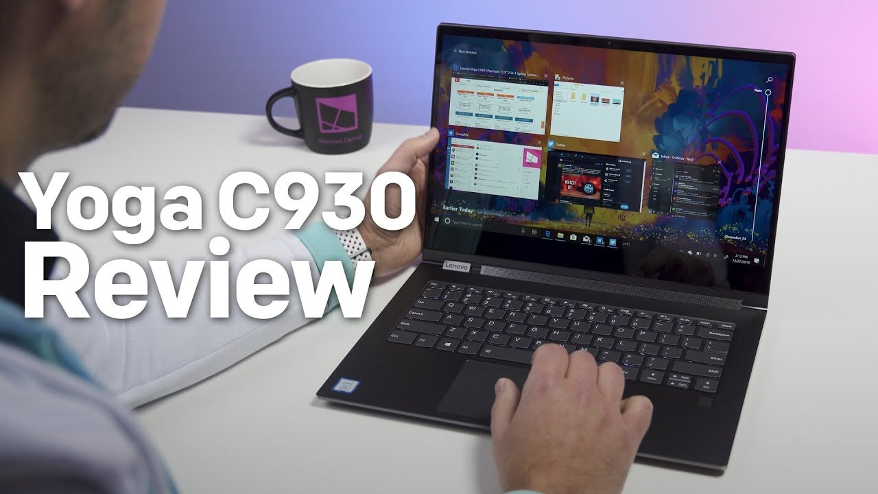 Lenovo Yoga C930 review: Some big changes to a slim laptop