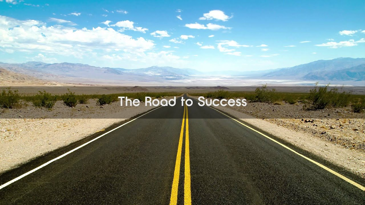 The Road to Success - Inspirational Background Music - YouTube