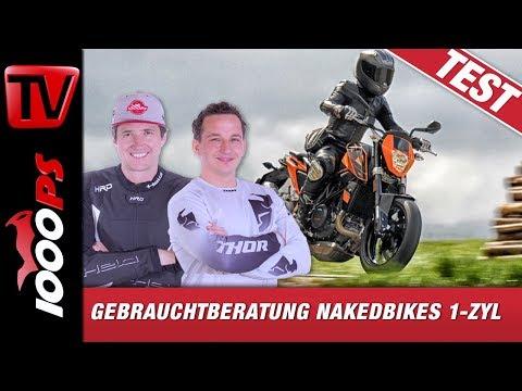 Gebrauchtberatung Nakedbikes - KTM 690 Duke - Wie viel Zylinder für Dein Motorrad - Teil 1/4