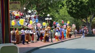 Disneyland's 62nd Birthday Celebration - Disneyland Park - Disneyland Resort