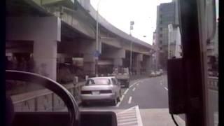1994年 都営バス前面展望 都06 新橋駅→渋谷駅