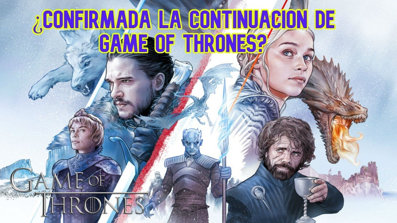 ¿Confirmada la continuación de Game Of Thrones con Jon y Daenerys?