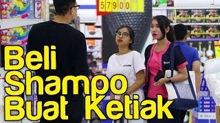 BELI SHAMPO BUAT BULU KETIAK! Prank Hyperma**! Prank Indonesia.