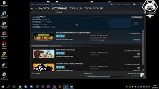 Steam Eksik dosya ayrıcalıkları hatası Çözüm