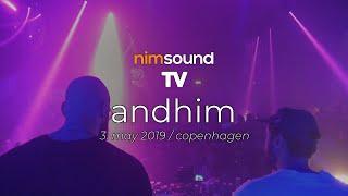 Nim Sound TV / Andhim Live Dj Set @ IG60 By CPH Deep (3. May 2019) // Melodic Techno & Deep House