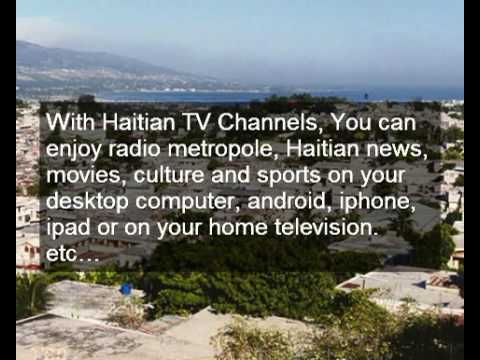 Watch Haitian TV Channels, TNH, TeleCitronelle, Canal11, Teleginen Live Anywhere On any Device!