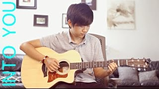 Ariana Grande - Into You (Fingerstyle Guitar Cover by Harry Cho)