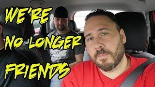 Video WE'RE NO LONGER FRIENDS / The Omar Gosh Vlogs download MP3, 3GP, MP4, WEBM, AVI, FLV November 2017