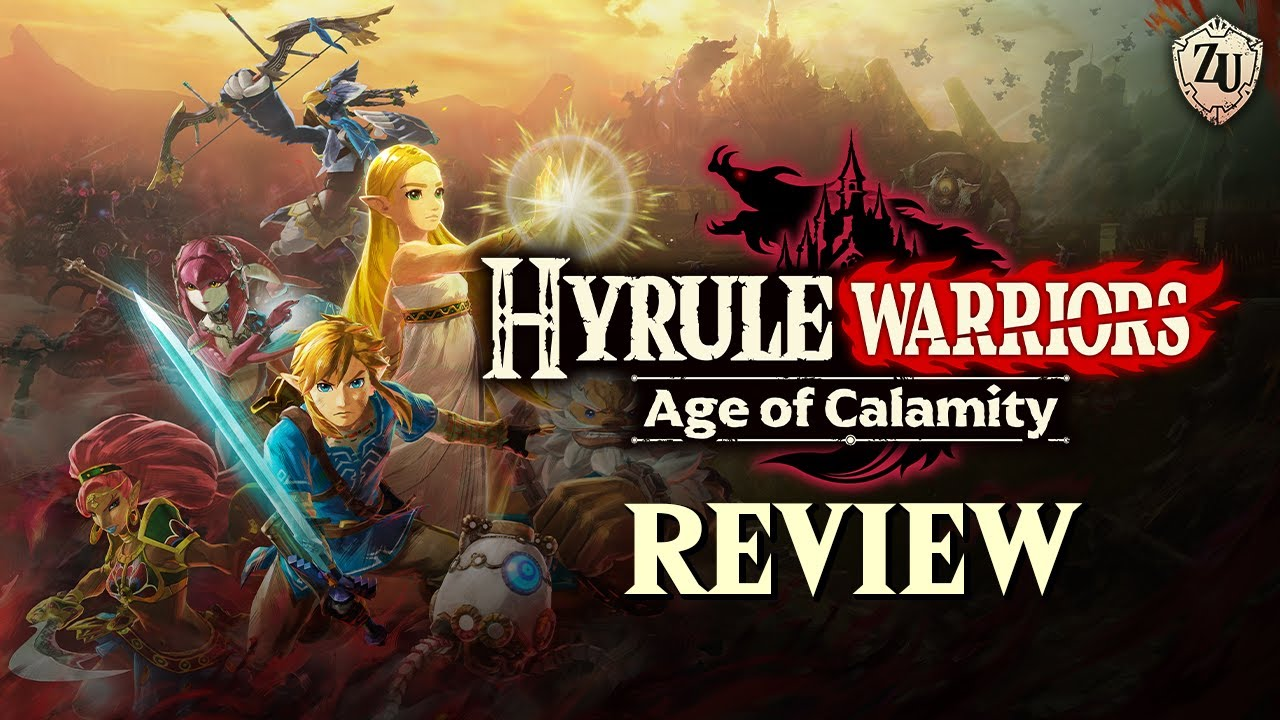Hyrule Warriors Age Of Calamity Review Spoiler Free Youtube