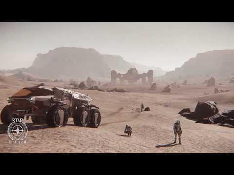 Star Citizen Alpha 3.0 trailer