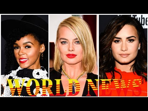 [World news]Janelle monae, margot robbie, demi lovato create spaces for 29rooms los angeles