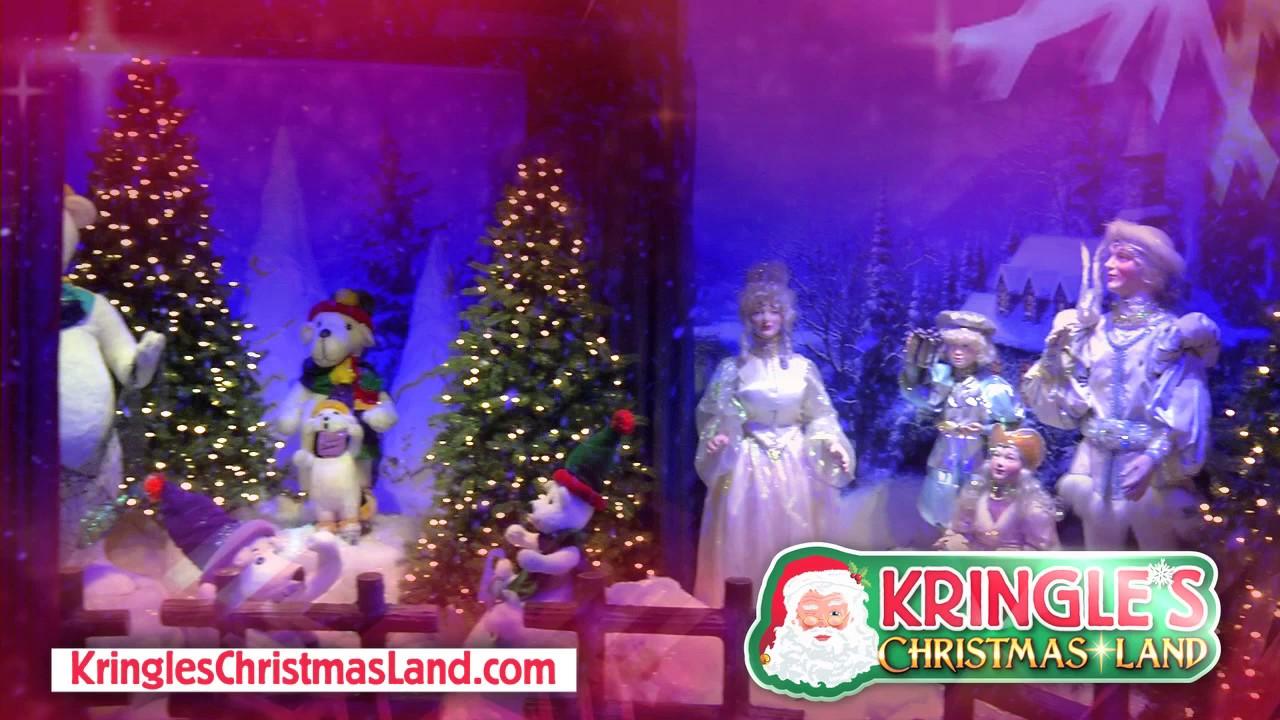 Kringles For Christmas.Kringle S Christmas Land 2016