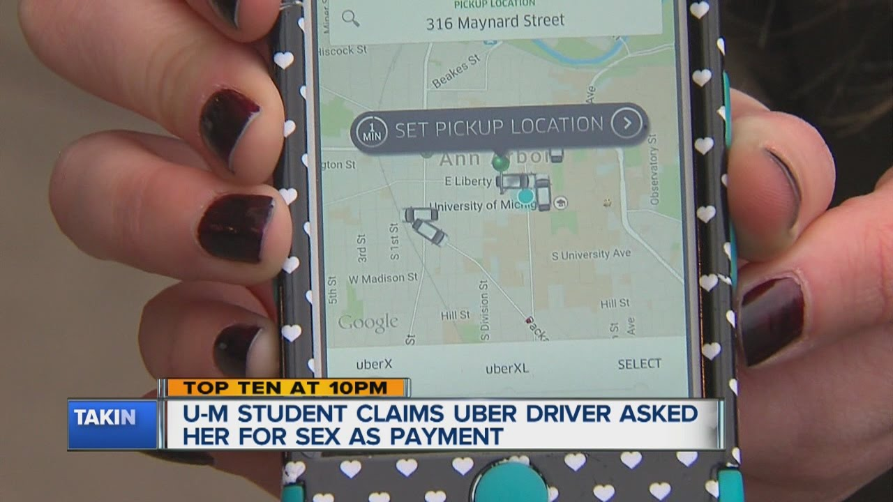 Sex in an uber