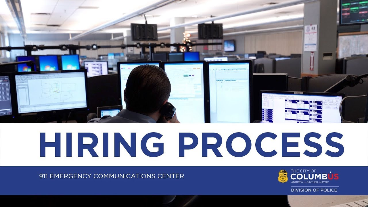 Download 911 Emergency Communications Center Hiring Process