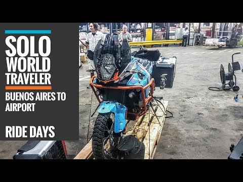 Ride Day 82: Shipping your Motorbike back to USA with Dakar Motos