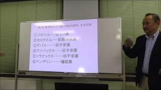 H26 10 22 「ソーシャルワーカーとして」精神医療と向精神薬を学ぶ2その1 中川氏講演