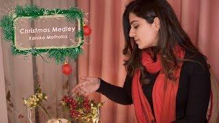 Christmas Carol Medley ft. Silent Night | Kanika Malhotra
