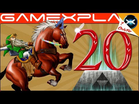 The Importance of Zelda: Ocarina of Time - 20th Anniversary