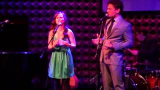 Autumn Hurlbert and Eric William Morris - Love Is An Open Door (live) @ Joe