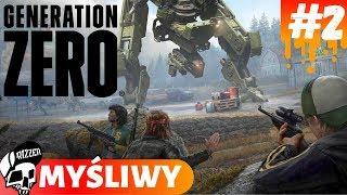 Opuszczone Gospodarstwo - GENERATION ZERO PL #2 | Rizzer survival gameplay