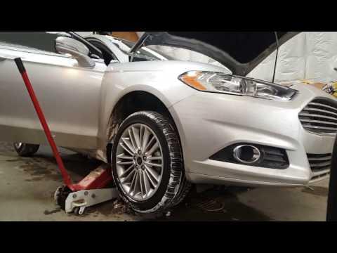 2016 Ford Fusion BOV FAIL!!