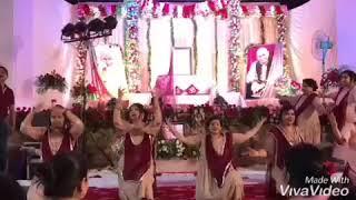 Ladies  dance choreography... for bhajan sandhiya