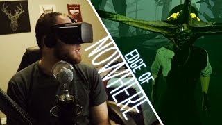 WOULD YOU KISS A GIRL WITH 3 TONGUES?! Edge of Nowhere (Oculus Rift) Part 2