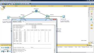 basic vtp vlan and inter vlan routing cisco layer 2 and 3 switch packet tracert simulation