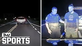 WWE's Jimmy Uso DUI Arrest Video Shows Star Scarily Swerving, Speeding Source