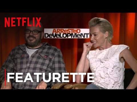 Arrested Development | Q&A with Jessica Walter, David Cross & Portia De Rossi | Netflix