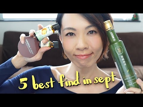 5 best find in Sept 2017 | Gobby