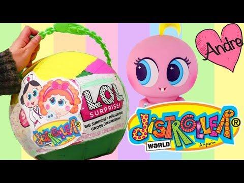 LOL Big Surprise de Distroller   Muñecas y juguetes con Andre para niñas y niños