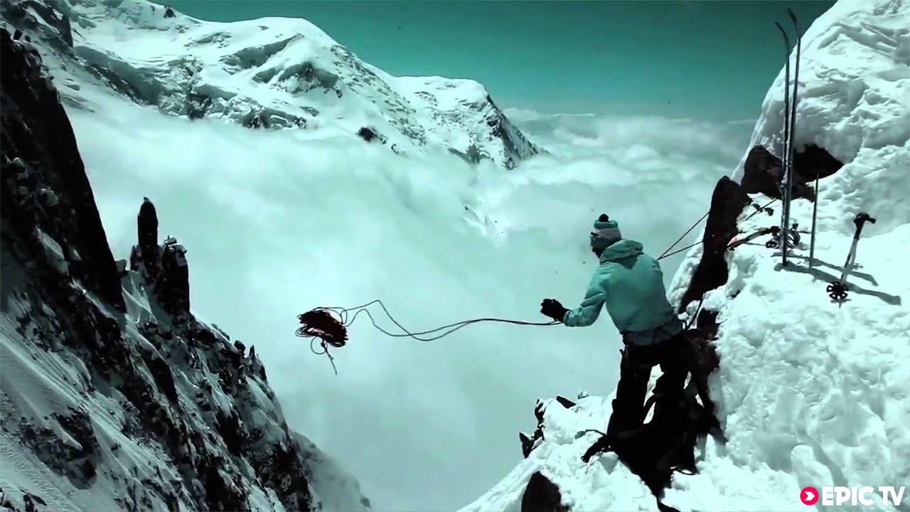 Steep Skier Vivian Bruchez