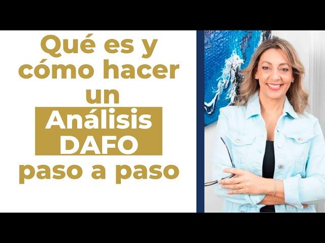 Cómo hacer un DAFO fácil y efectivo en tu negocio