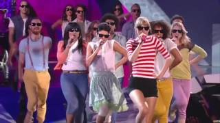 Taylor Swift-We Are Never Ever Getting Back Together,live-AVI