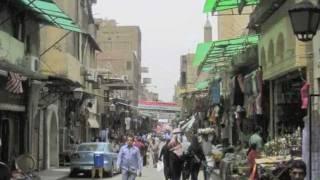 Pt.2 Egypt 2011: Cairo, Giza, Ma