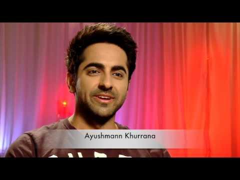 Ayushmann Khurrana narrates his life journey - Part 1