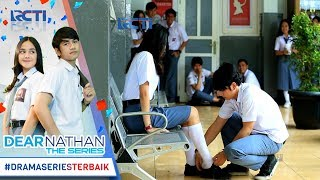 Video DEAR NATHAN THE SERIES - Ciyeee Udah Kaya Cinderlella Aja Nih Salma [3 Oktober 2017] download MP3, 3GP, MP4, WEBM, AVI, FLV November 2018