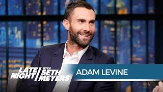 Adam Levine on The Voice Season 9: