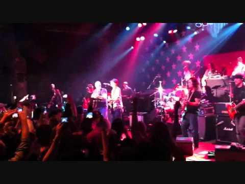 Gong 97.1 -  KID ROCK live in Köln mit Stefan Raab