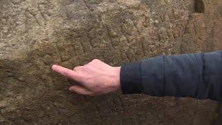 Misteriosa inscripción en roca centenaria finalmente descifrada
