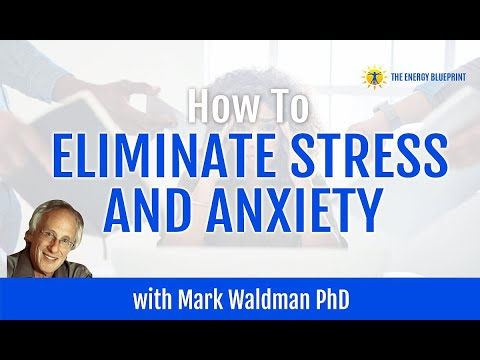 3 POWERFUL ways to eliminate stress and anxiety right now with Mark Waldman