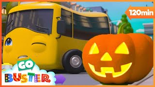 Aww Don't Be Scared Buster - Be Brave Song More Halloween Songs For Kids | Little Baby Bum