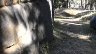 Кенко малый. Куско. Перу(Видео полигональных стен Кенко2 + то что наверху холма., 2012-08-26T21:33:42.000Z)