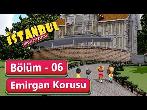 İstanbul Muhafızları 6.Bölüm - Emirgan Korusu