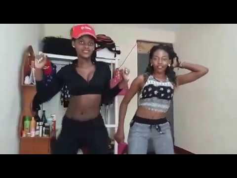 Mubs Girls Dance in Valley Courts Hostel, Nakawa