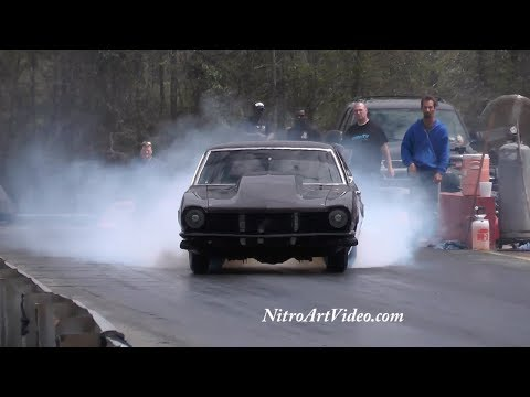 Hub City Dragway, Shake Downs, Test Hits, Grudge Racing, No Time (NT)